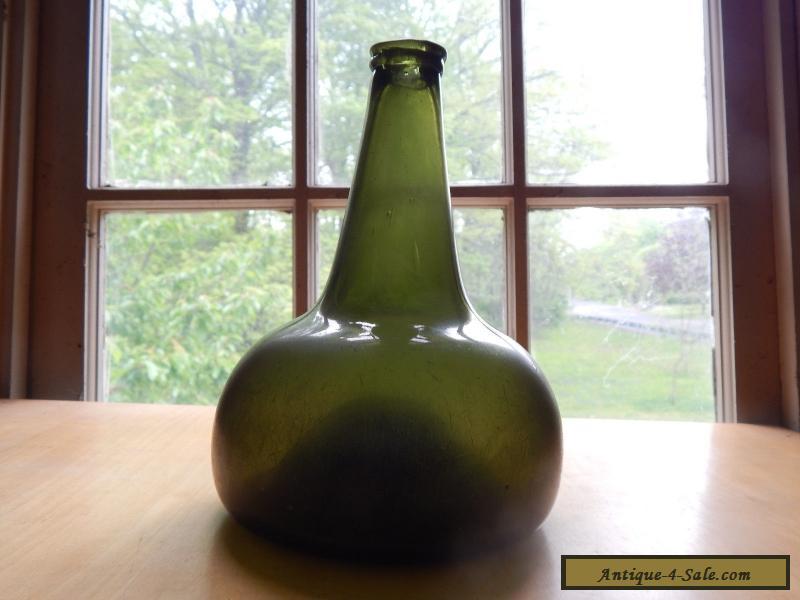 1700 S Dutch Onion Bottle For Sale In Canada