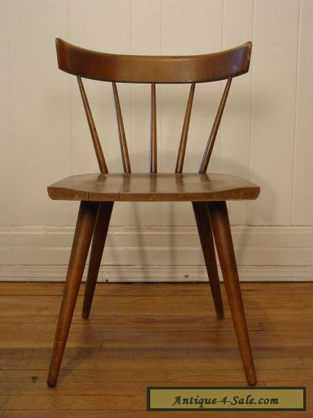 VINTAGE 1950S PAUL MCCOBB CHAIR PLANNER GROUP MID CENTURY MODERN For Sale