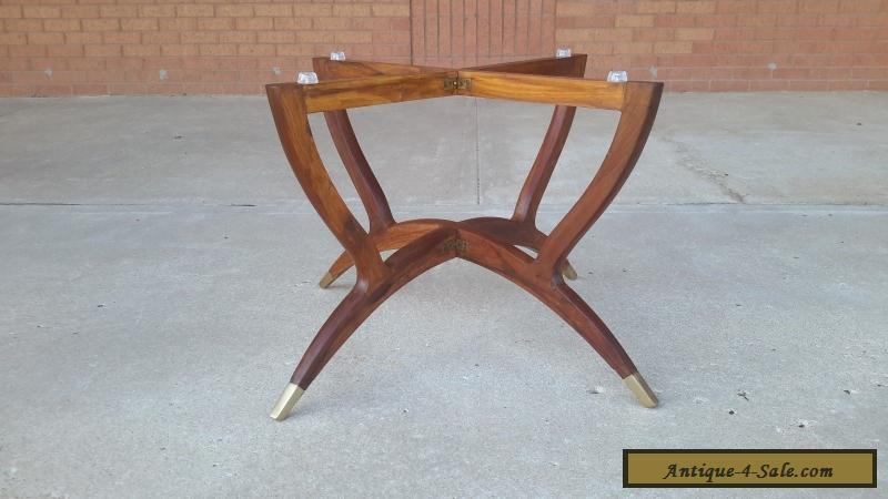 Wonderful Mid Century Modern Spider Leg Table Base For Sale