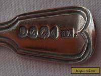 Sterling Silver Georgian Spoon