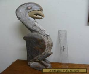 Papua New Guinea Yamok Village Spirit Bird mid century vintage for Sale