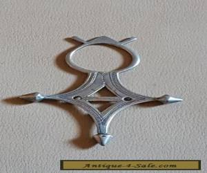 Tuareg Silver cross for Sale