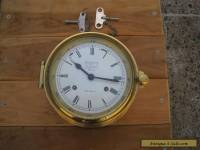 vintage marine 8 day clock