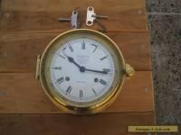 vintage marine 8 day clock