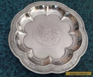 Gorham Silver Plated 9 inch Chinese Plate for Sale