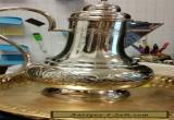 Silverplate Aftab pitcher for Sale