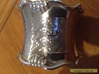 Sterling Silver Serviette Ring