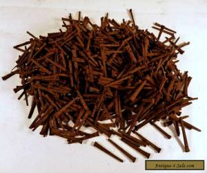 "* 11 Lbs * Old Square Cut Nails 2 1/4"" for Sale"