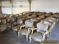 Beautiful, Pair, French, Louis XV Chairs, Original, Antique/vintage, RARE