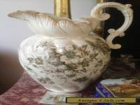 VICTORIAN BEAUTIFUL LGE. WASH JUG PC