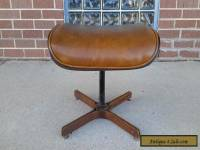 Mid Century Modern George Mulhauser Mr. Chair Footstool by Plycraft #2