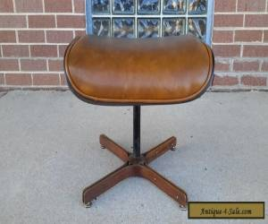 Mid Century Modern George Mulhauser Mr. Chair Footstool by Plycraft #2 for Sale
