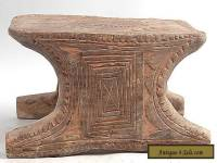 CARVERS STOOL FROM APRIL RIVER AREA OF PAPUA NEW GUINEA
