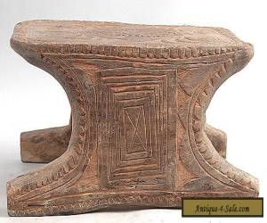 CARVERS STOOL FROM APRIL RIVER AREA OF PAPUA NEW GUINEA  for Sale