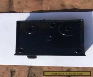 Antique Door Rim Lock - Cast Iron - Working Condition for Sale