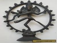 Vintage Hindu Religious Brass Statue