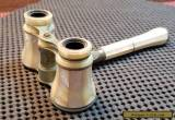 Lemaire Mother of Pearl Opera Glasses For Parts for Sale