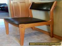 Vintage Mid Century Danish Modern Teak Dining Chair