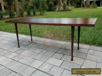 VINTAGE Danish MID CENTURY Modern ROSEWOOD/ CHERRY?  Coffee Table