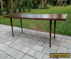 VINTAGE Danish MID CENTURY Modern ROSEWOOD/ CHERRY?  Coffee Table   for Sale