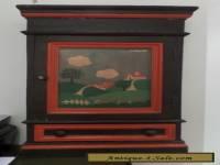 PRETTY FRENCH ART DECO CABINET SHABBY CHIC