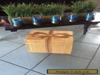 Nice Vintage Antique Wood Arts Inlaid Hand Made Box