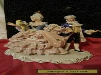 dresden porcelain lace dance group