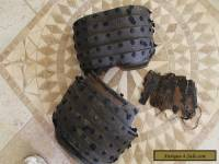 Samurai Dou armor parts Do original Edo