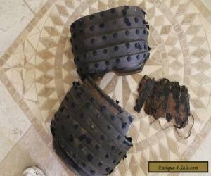 Samurai Dou armor parts Do original Edo for Sale