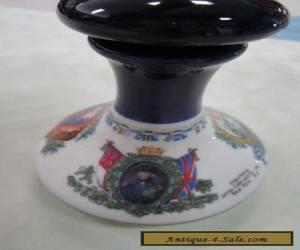 Vintage British Navy PUSSER'S Ceramic RUM BOTTLE for Sale