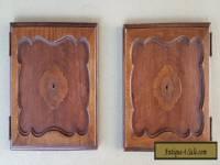 Antique Sideboard Table Dresser Chest Cabinet Doors