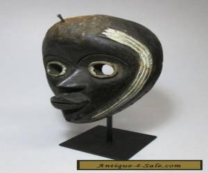 Fine Dan African mask on Display stand, African Art for Sale