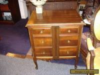 Mahogany Bachelors Chest Dresser Vintage Antique