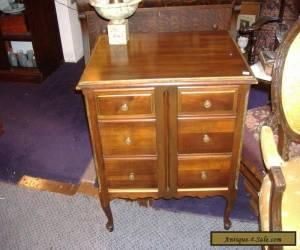 Mahogany Bachelors Chest Dresser Vintage Antique for Sale