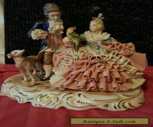 dresden lace group for Sale