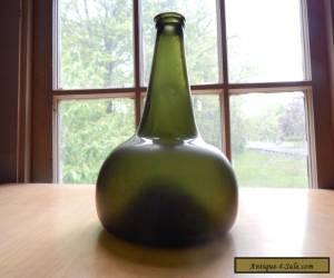 1700`s Dutch Onion Bottle for Sale