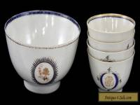 Classical Antique 1780-1820 Chinese Export Porcelain 5 Pc. Miscellaneous Lot
