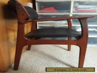 Teak Mid Century Danish Modern Arm Chair  Arne Vodder