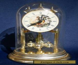 STUNNING VINTAGE Ca 1970's HALLER GERMAN ANNIVERSARY COURTING COUPLE CLOCK-WORKS for Sale