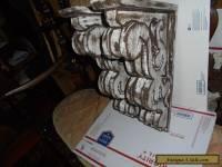 one pair rustic Victorian  Barn wood   corbels  11 x 17