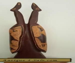 Large Aboriginal Bird Carving / Sculpture No. 2 for Sale