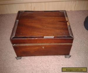 OLD WOODEN BOX for Sale