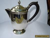 Vintage 'Cavalier' Silver Plated Coffee Pot