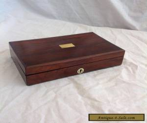 Fab Victorian Jewellery Box With Great Interior for Sale