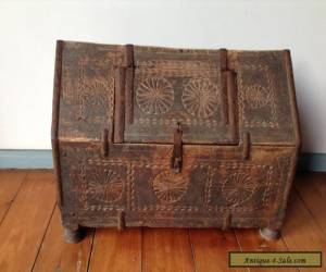 Very old Antique small chest for Sale