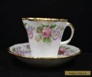Vintage Salisbury Tea Cup and Saucer for Sale