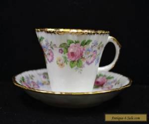 Vintage Salisbury Tea Cup and Saucer for Sale