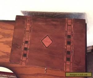 old tunbridge ware box for Sale
