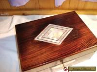 Antique personal box