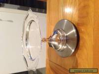 Sterling Silver Cake Stand